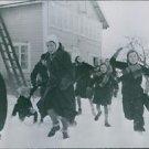 Finnish-Russian War 1939-40EvacuationKenaz civil population flees into the woo