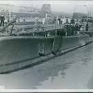 1942. Italian submarine Barbarigo. - 8x10 photo