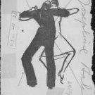 Illustration of Josephine Baker.  - 8x10 photo