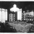 The dining room in Joesphine Baker´s apartment in Paris 1938. - 8x10 photo