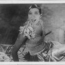 Josephine Baker giving facial expression. - 8x10 photo