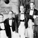 waiting tables - 8x10 photo