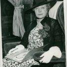 Mrs. Neville Chamberlain  - 8x10 photo