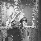Jeanne Moreau posing.  - 8x10 photo