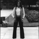 Olivia Hussey standing. - 8x10 photo