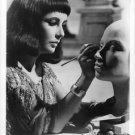 Elizabeth Taylor painting. - 8x10 photo