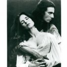 Daniel Day-Lewis and Madeleine Stowe - 8x10 photo