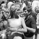 Catherine Deneuve and Roman Polanski. - 8x10 photo