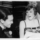Julie Andrews with man. - 8x10 photo