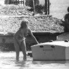 Brigitte Bardot in swimwear. - 8x10 photo