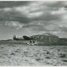 World War II. Coming in from a raid at sunset - 8x10 photo