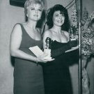 Anne Bancroft and Angela Lansbury - 8x10 photo