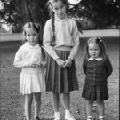 Daughters of Charlie Chaplin.  - 8x10 photo