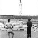 Rudolf Khametovich Nureyev practising. - 8x10 photo