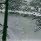 U. S. supplies unloaded at Okinawa beach.The Battle of Okinawa, World War II.