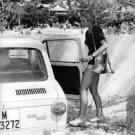 Ursula Andress standing. - 8x10 photo