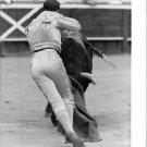 Antonio Ordonez during a bull fight. - 8x10 photo