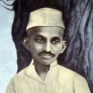 Mahatma Gandhi young - 8x10 photo