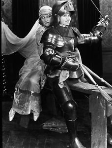 knight/ shining armor - 8x10 photo