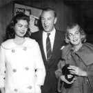 Gary Cooper with his wife and daughter.  - 8x10 photo