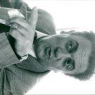 Portrait of Federico Fellini. - 8x10 photo