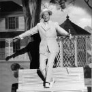 Danny Kaye dancing on bench - 8x10 photo