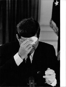 John F. Kennedy, American politician.  - 8x10 photo