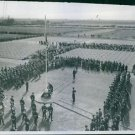 General view of Ceremony at Nijmegen, showing General J.W. Gavin, commanding gen
