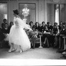 Sophia Loren during a fashion event. - 8x10 photo