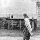 Julie Frances Christie walking. - 8x10 photo