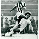 Pele, while playing football. - 8x10 photo