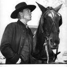 Gary Cooper with horse.  - 8x10 photo
