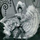 Gina Lollobrigida swinging skirt. - 8x10 photo