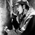 Basil Rathbone as Sherlock Holmes. - 8x10 photo