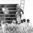 Gina Lollobrigida posing. - 8x10 photo