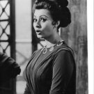 Sophia Loren speaking. - 8x10 photo