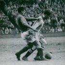 Football finale Sweden - Yugoslavia, the 1948 Summer Olympics. - 8x10 photo