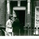 Jacqueline Kennedy with man and child. - 8x10 photo
