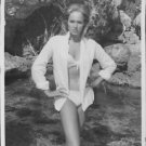 Ursula Andress  posing. - 8x10 photo
