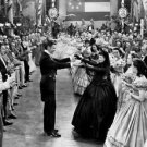 "William Clark Gable and  Vivien Leigh dancing in ""Gone with the wind"" - 8x10 pho"