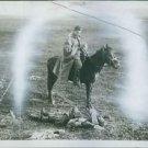 Balkan War 1912-13Serbian honor for a fallen Turkish. - 8x10 photo