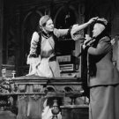 Ingrid Bergman in a scene with a woman.  - 8x10 photo