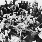 Immigrants in 1920s - 8x10 photo