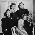 "Johan Jonatan ""Jussi"" Bjorling in a family photograph.  - 8x10 photo"