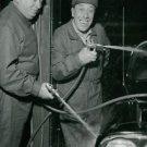 Fernand Contandin and Gino Cervi - 8x10 photo