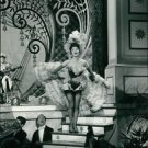 Gina Lollobrigida performing on stage. - 8x10 photo