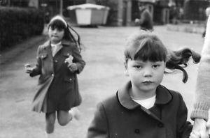 Maria Burton and Liza Todd Burton. - 8x10 photo