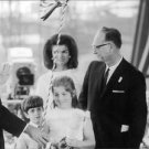 Caroline Kennedy with her mother Jacqueline Kennedy Onassis.  - 8x10 photo