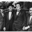 The Godfather, John Cazale, Marlon Brando, James Caan and Al Pacino. - 8x10 phot