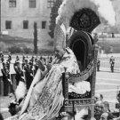 Pope John XXIII at an event. - 8x10 photo